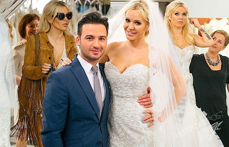 Salon Sukien Ślubnych z Dodą - 23.08.2015. Zdjęcia, odcinek online, data emisji