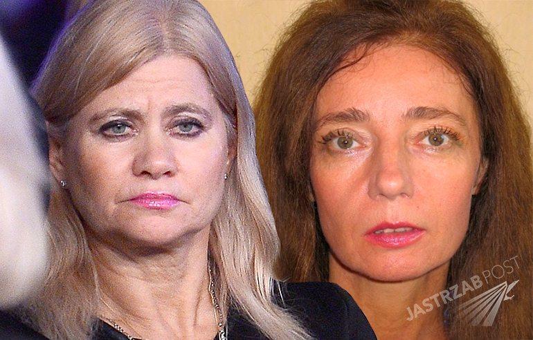 Izabela Kisio-Skorupa skomentowała 60-letnią aktorkę Barbarę Sienkiewicz