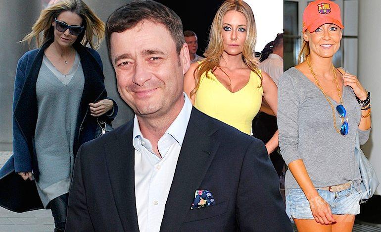 Jacek Rozenek skrytykował stylizacje Małgorzaty Rozenek