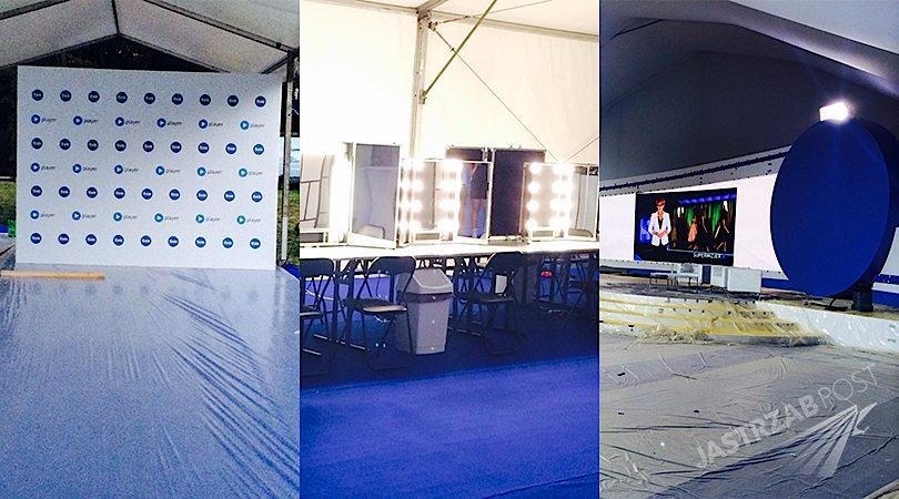 Jesienna ramówka TVN 2015 spot, zdjęcia