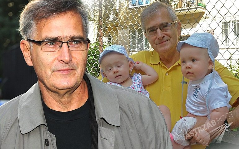 Kto jest ojcem bliźniąt 60-letniej aktorki?