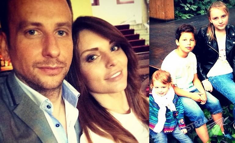 Lea Krupa. Córka Dariusza Krupy i Izy Adamczyk