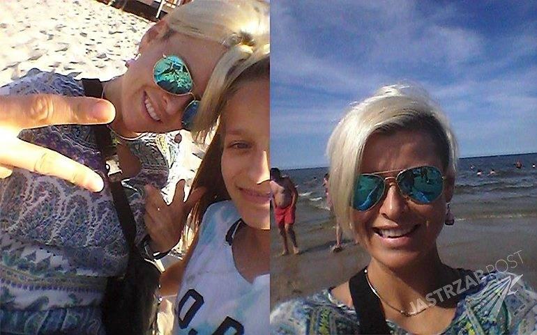 Mandaryna na wakacjach z dziećmi Xavier i Fabienne