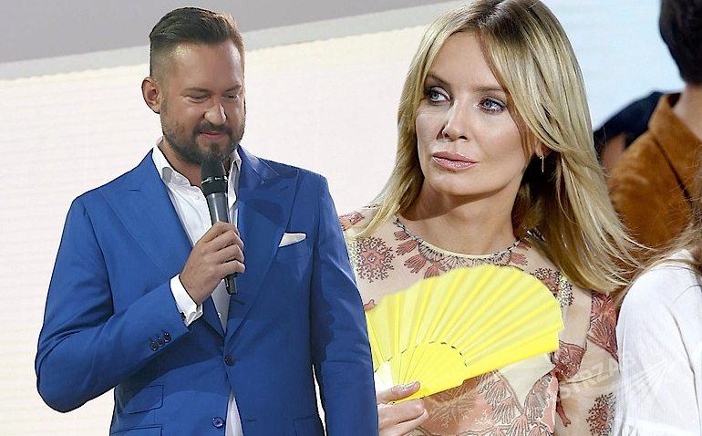 Marcin Prokop śmieje się z konfliktu Dody i Agnieszki Szulim