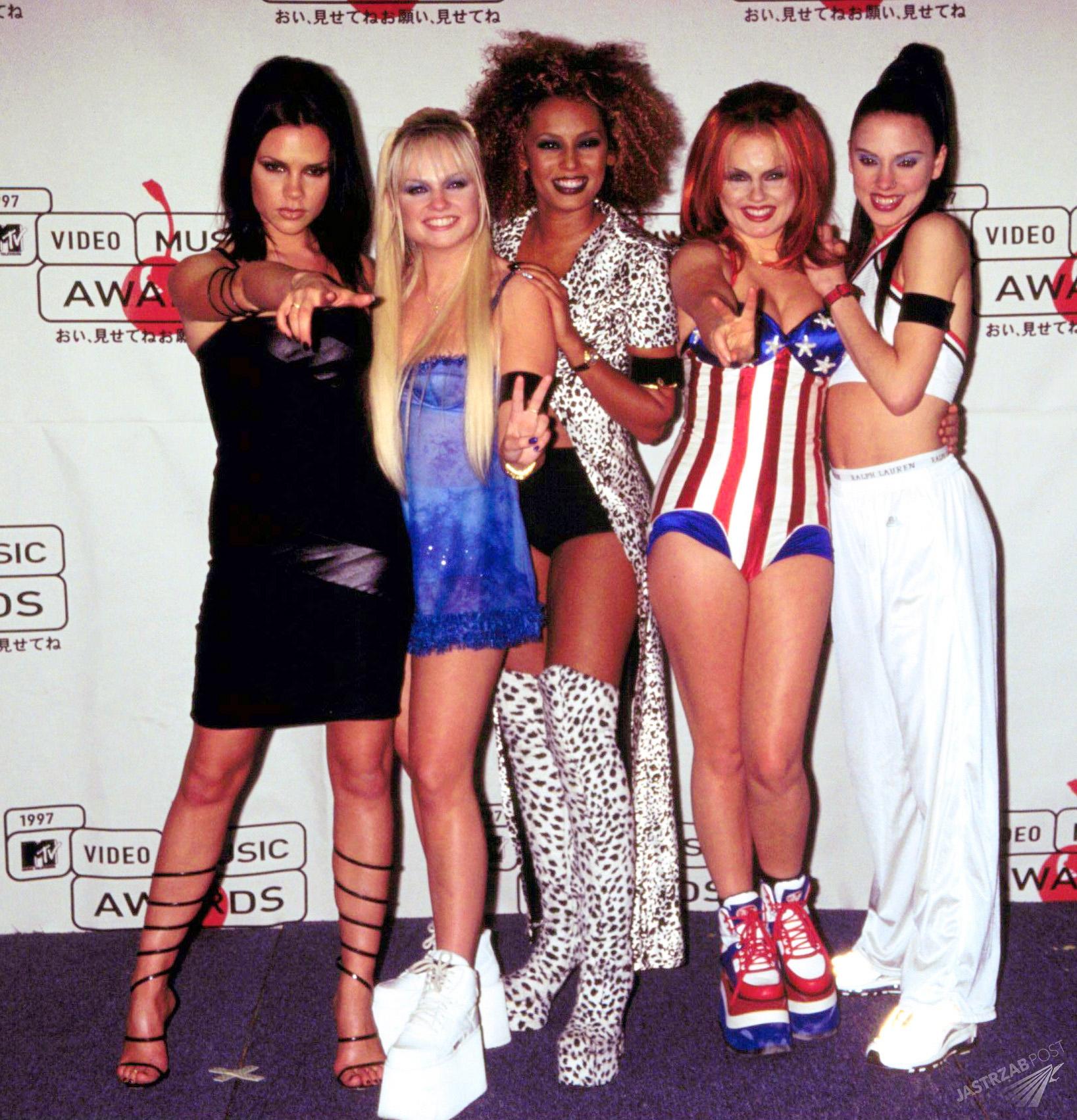 Spice Girls powraca z okazji 20-lecia singla Wannabe