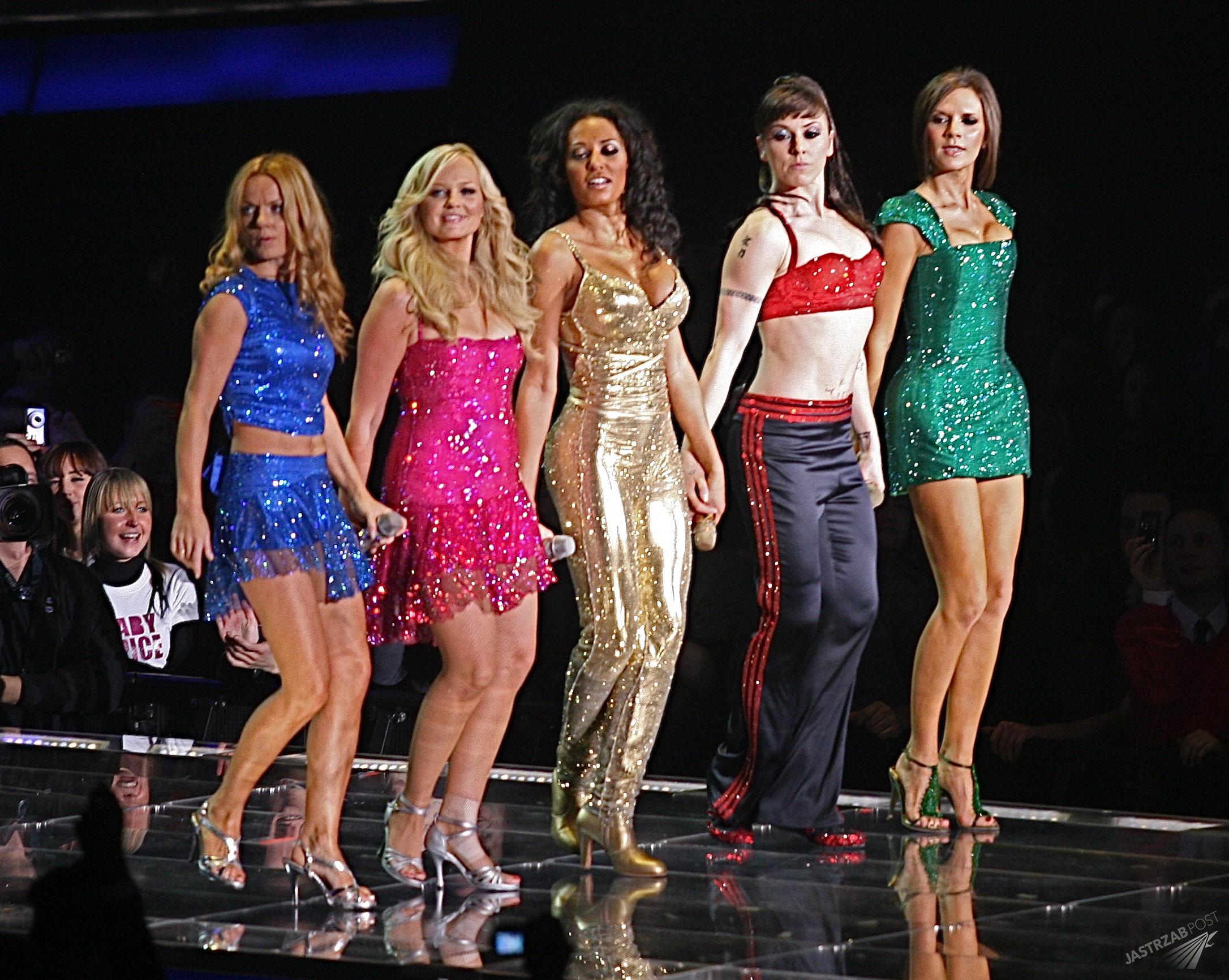 Spice Girls ostatni raz wystąpiło razem w 2012 roku na Olimpiadzie w Londynie