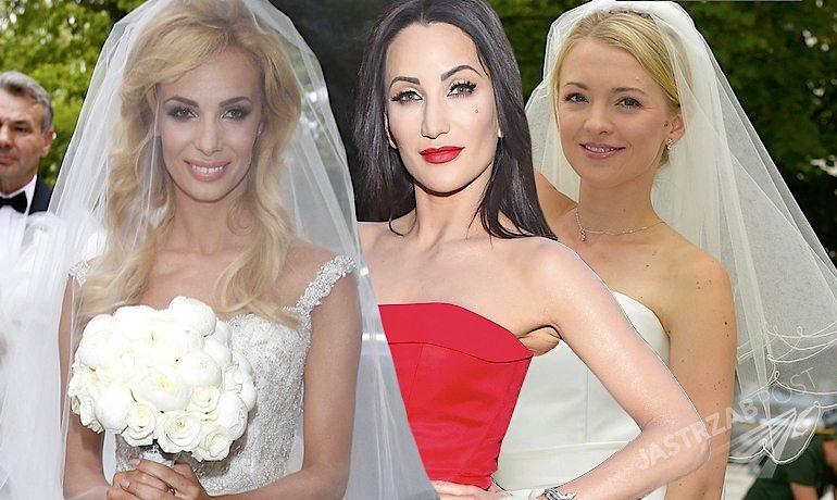 Gwiazdy w programie Salon Sukien Ślubnych TLC Doda, Steczkowska Justyna, Izabela Janachowska
