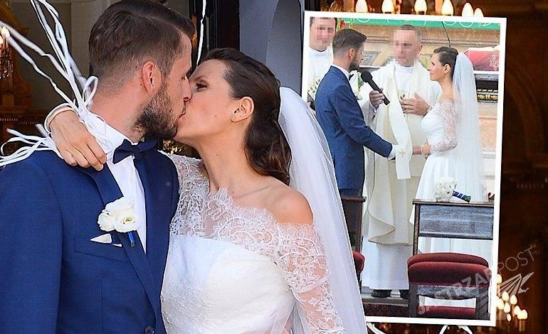 Ślub Anny Kerth i Michała Gosiewskiego, zdjęcia i szczegóły