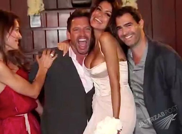 Ślub Natalii Siwiec i Mariusza Raduszewskiego w Los Angeles