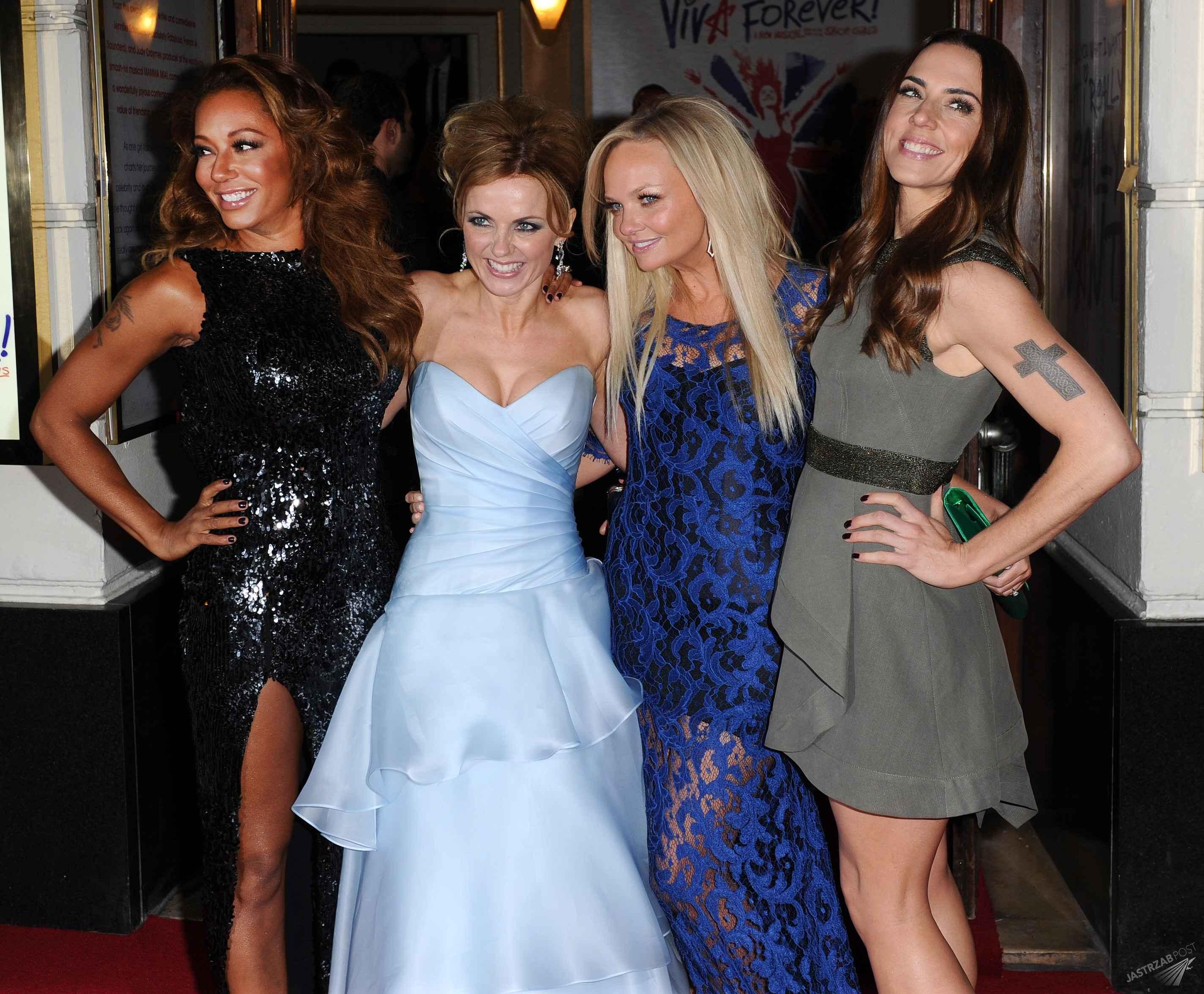 Członkinie Spice Girls skomentowały paodię Adele hitu Wannabe