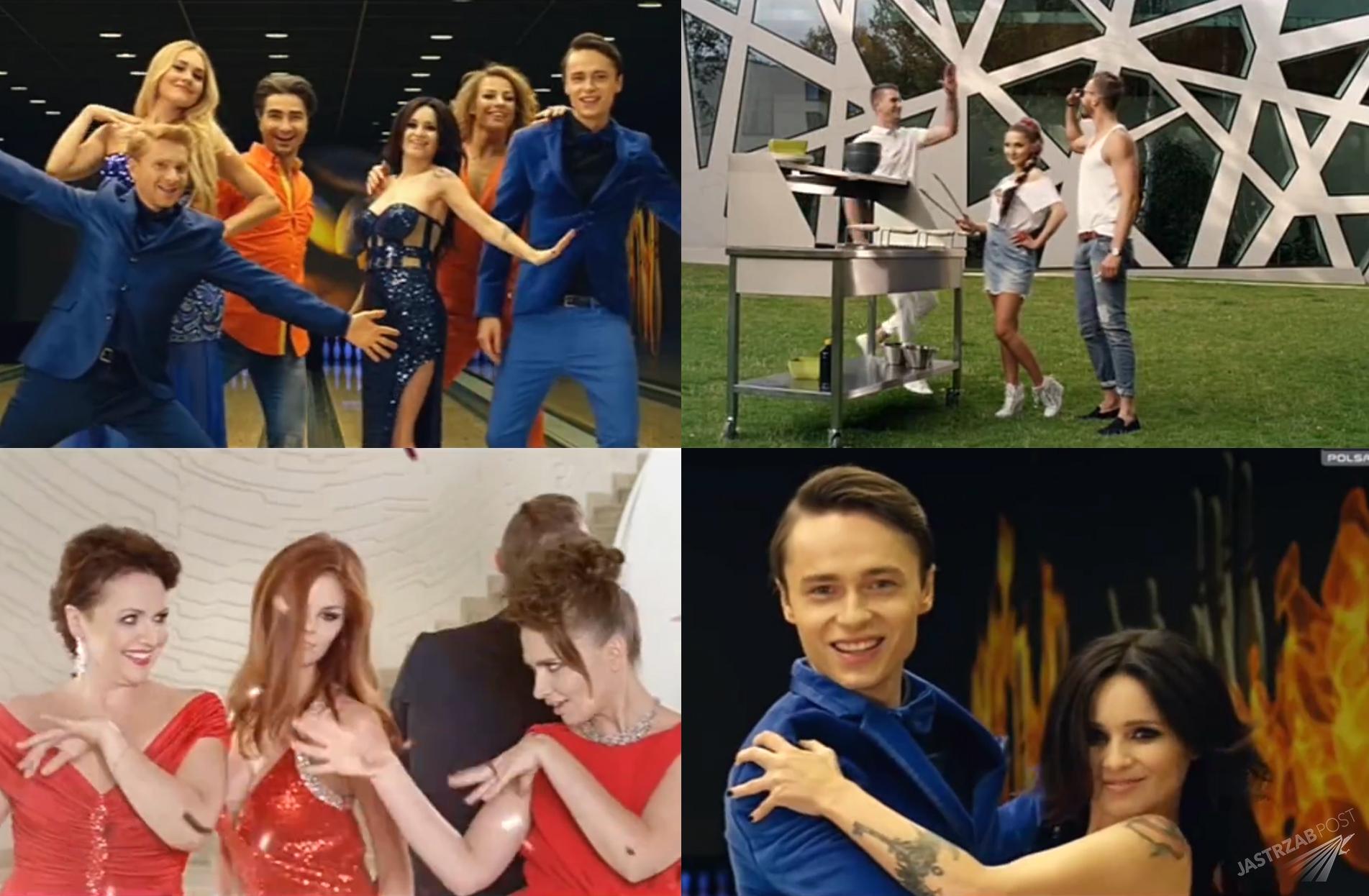 Spot Taniec z gwiazdami 4 Polsat lista uczestników