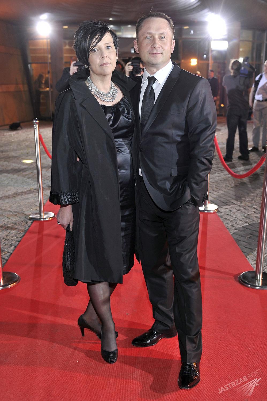 Kamil Durczok i Magdalena Dufek-Durczok razem