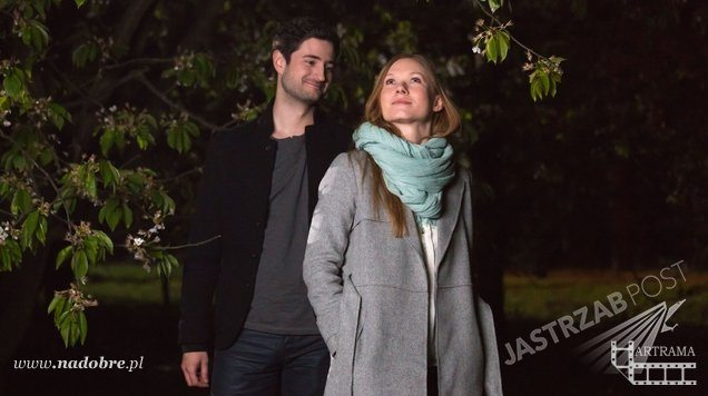 Wiktoria (Katarzyna Dąbrowska), Adam (Grzegorz Daukszewicz) w 604 odcinku ''Na dobre i na złe''