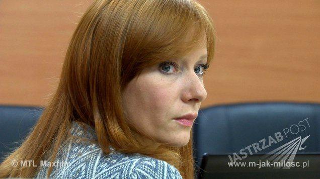 M jak miłość,Magdalena Walach (Agnieszka Olszewska), fot: MTL maxfilm