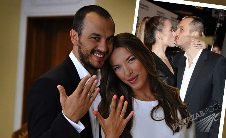2. rocznica ślubu Ewy Chodakowskiej