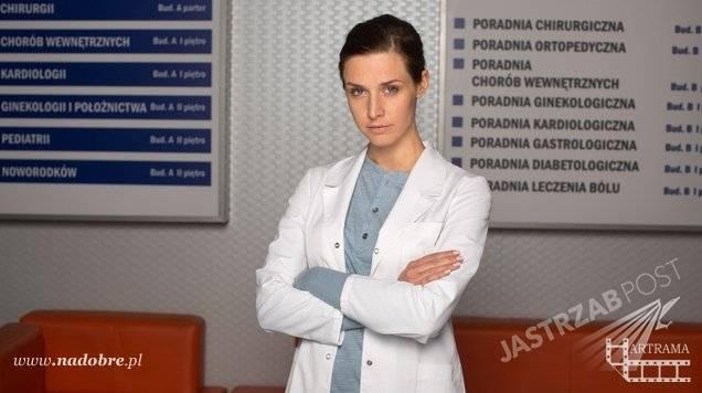 Na dobre i na złe, Zuza (Julia Kamińska)