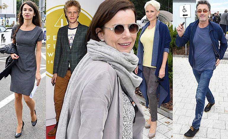 Gwiazdy na 40 Festiwalu Filmowym w Gdyni 2015