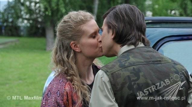 M jak miłość, Natalia Mostowiak (Marcjanna Lelek), Franek Zarzycki (Piotr Nerlewski)