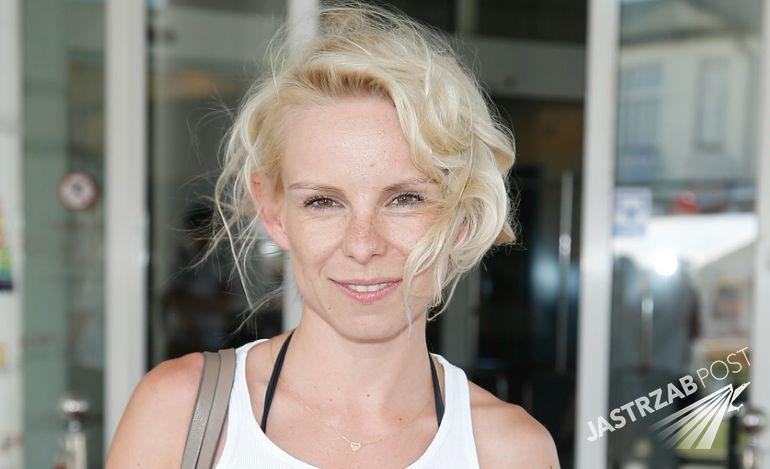 Alicja Janosz trafiła do szpitala