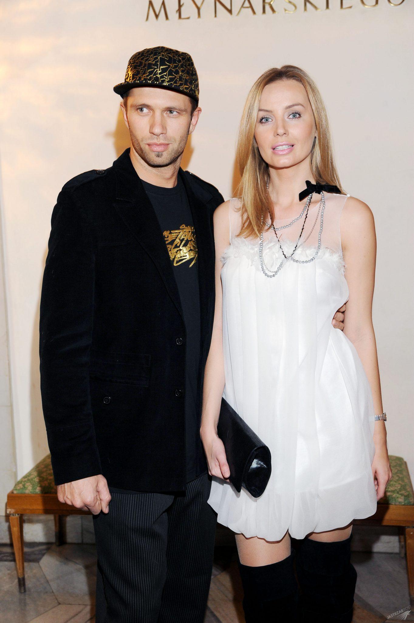 Rozwód Agnieszki Szulim i Piotra Badziaka przebiegał w przyjaznej atmosferze