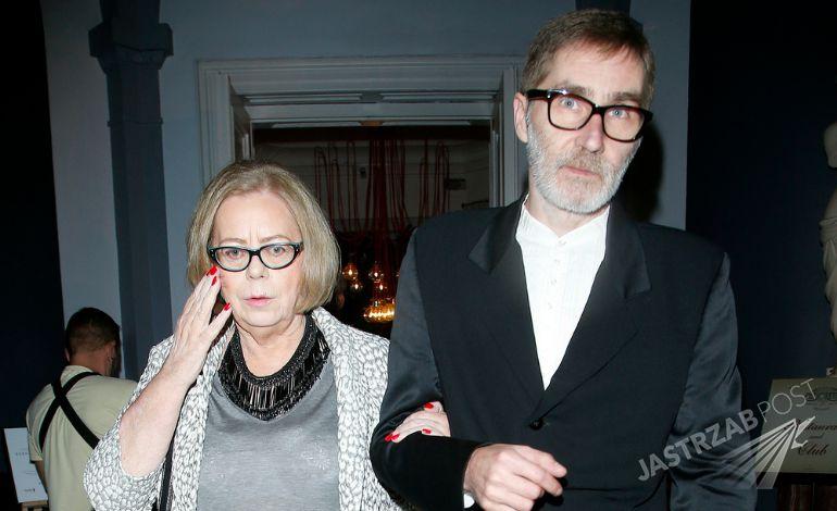 Elżbieta Zapendowska i Andrzej Kruk rozstali się