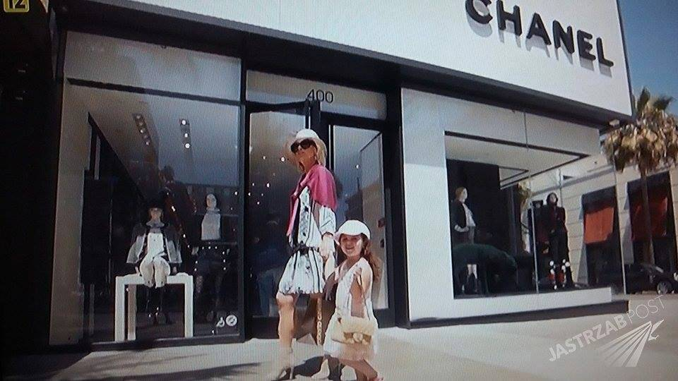 Helena Król Kolodziey i Audrey, Chanel