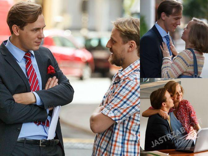 O mnie się nie martw 3 sezon, Marcin (Stefan Pawłowski), Iga (Joanna Kulig), Krzysiek (Paweł Domagała) Fotografia: Facebook.com