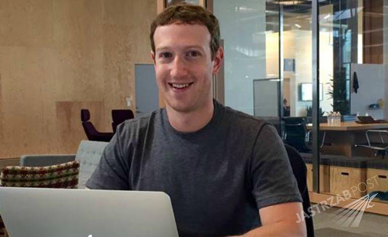 Ranking najbogatszych ludzi na świecie: 6. Mark Zuckerberg