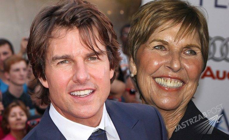 Tom Cruise z matką