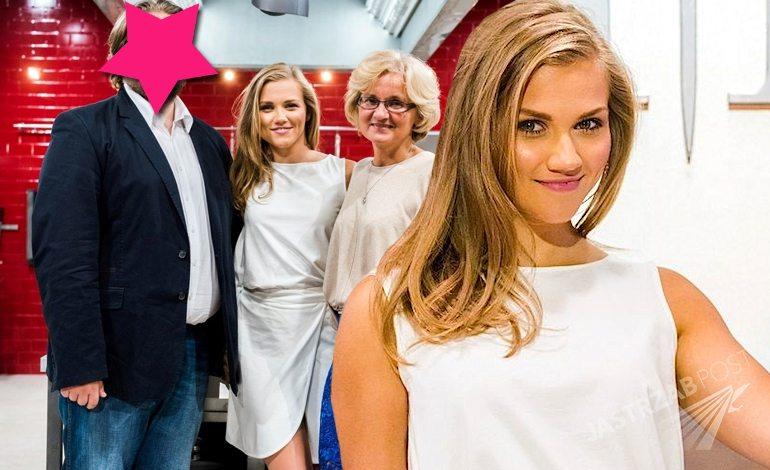 Agnieszka Kaczorowska w Hell's Kitchen 4 z bratem i mamą