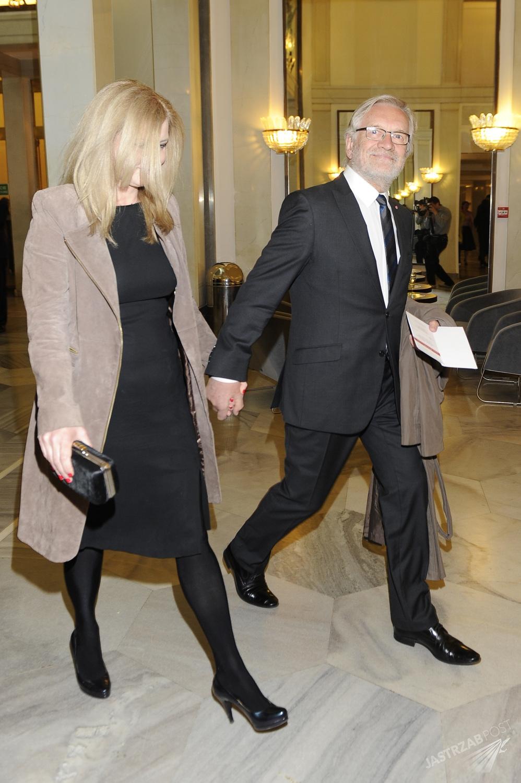 Andrzej Seweryn ożenił się z Katarzyną Kubacką