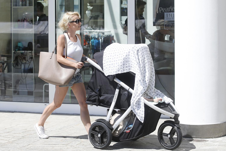 Jaki wózek ma Alicja Janosz?