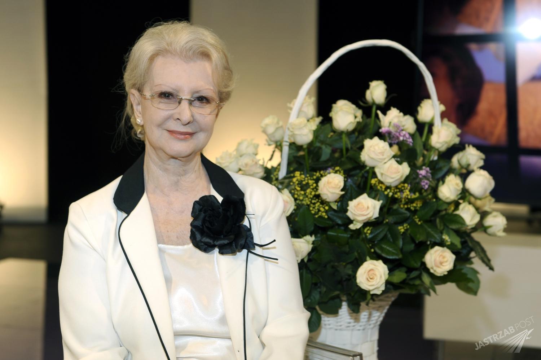 "Jadwiga Barańska 40 lat po ""Nocach i dniach"""