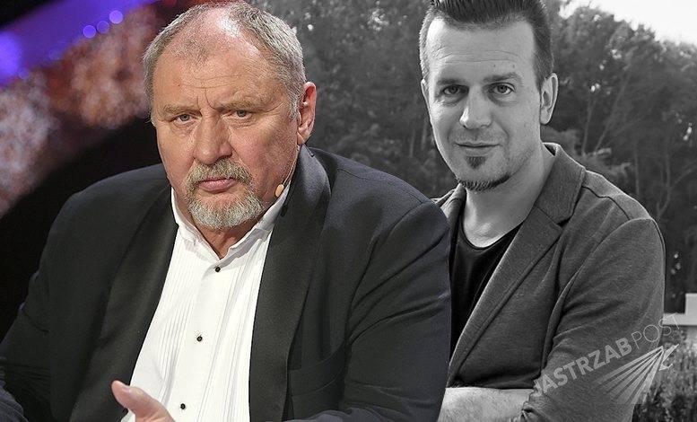 Andrzej Grabowski o śmierci Marina Wrony