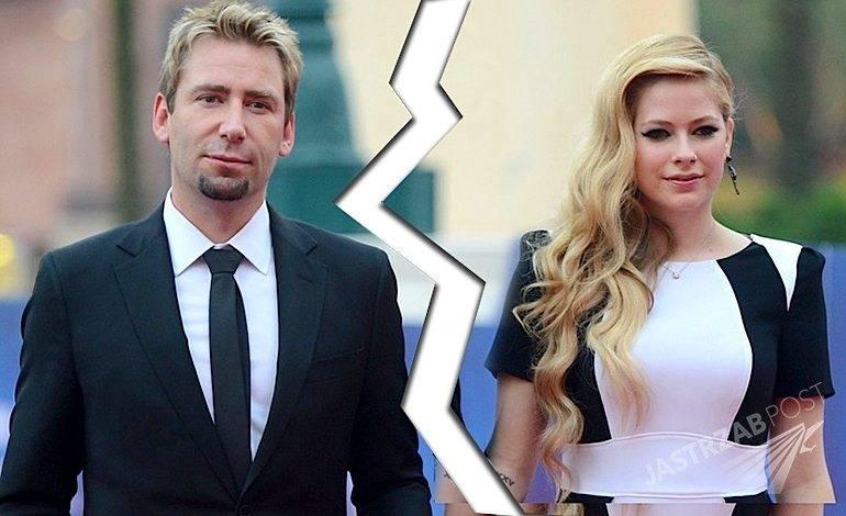 Rozwód Avril Lavigne i Chada Kroegera