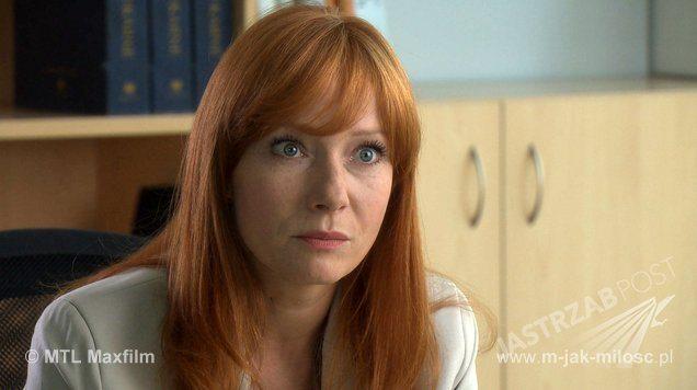 M jak miłość odcinek 1161, Magdalena Walach (Agnieszka Olszewska)