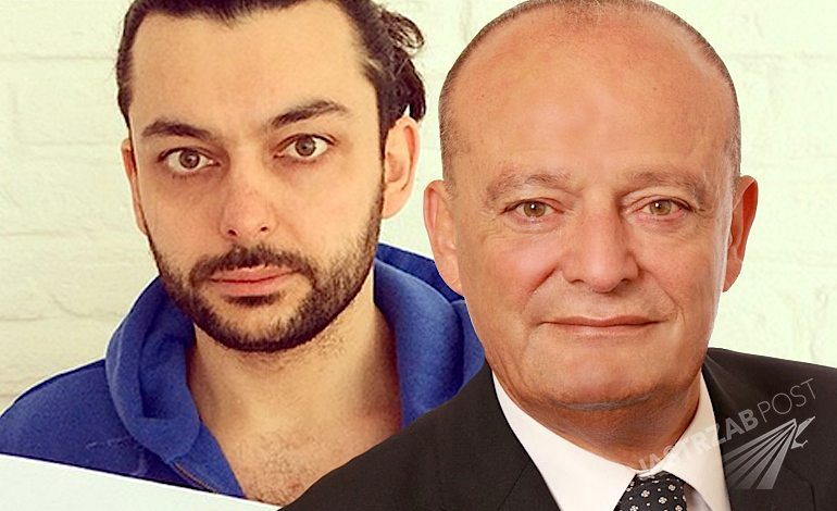 Emil Haidar o ojcu Riad Haidar