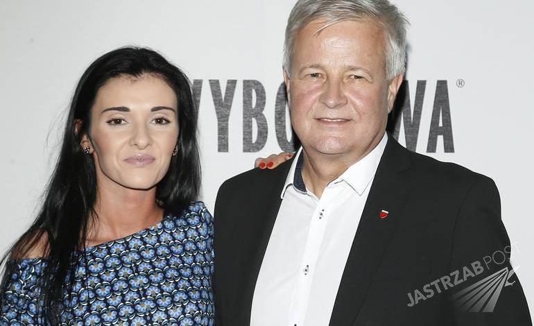 Apoloniusz Tajner i Pamela Izabela Podolec