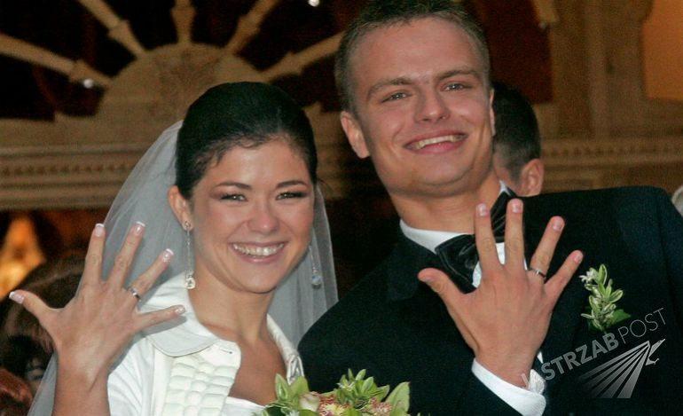 Katarzyna Cichopek i Marcin Hakiel obchodzą 7. rocznicę ślubu