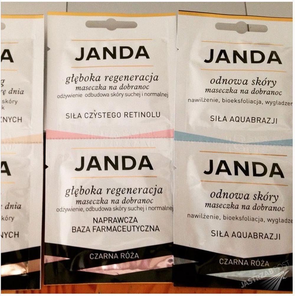 Krystyna Janda Zadebiutowala Na Rynku Kosmetycznym Jastrzab Post