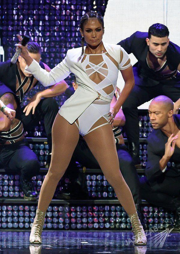 Pośladki i pupa Jennifer Lopez