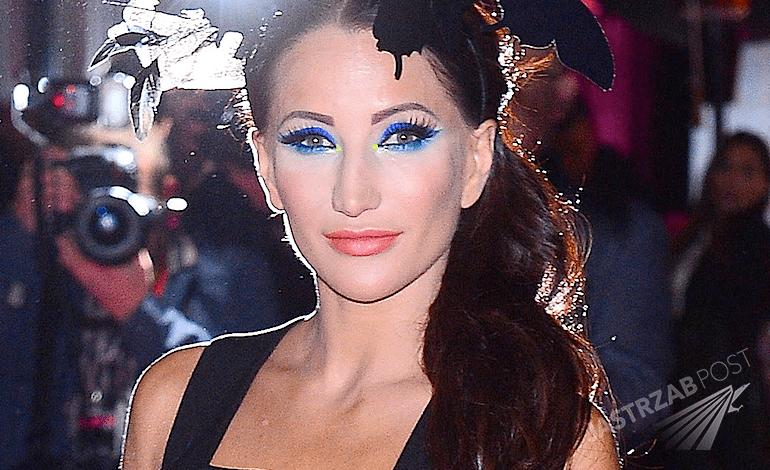 Justyna Steczkowska w toczku na Kobieta Roku Glamour 2015