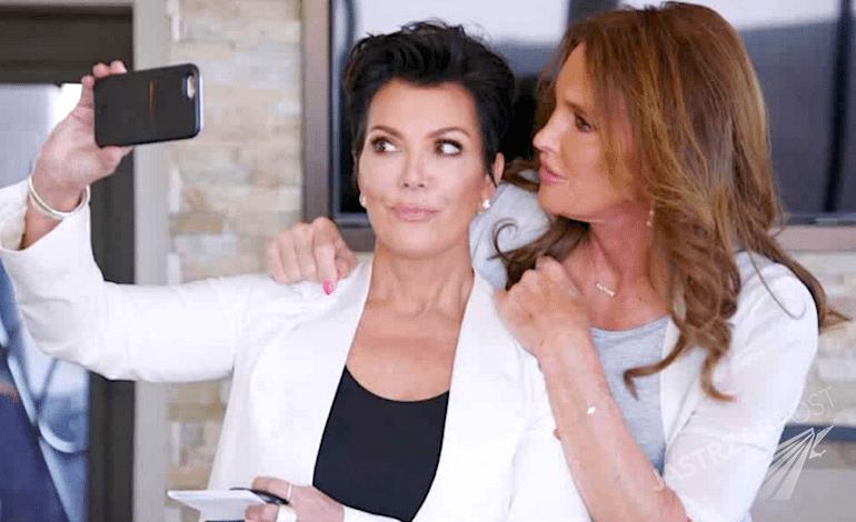 Jak Kris Jenner nazywa Caitlyn?