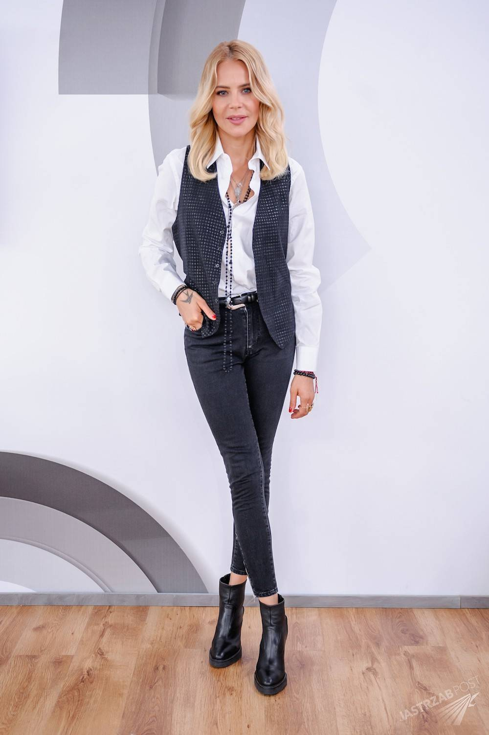 Maja Sablewska w Dzień Dobry TVN (fot. East News)