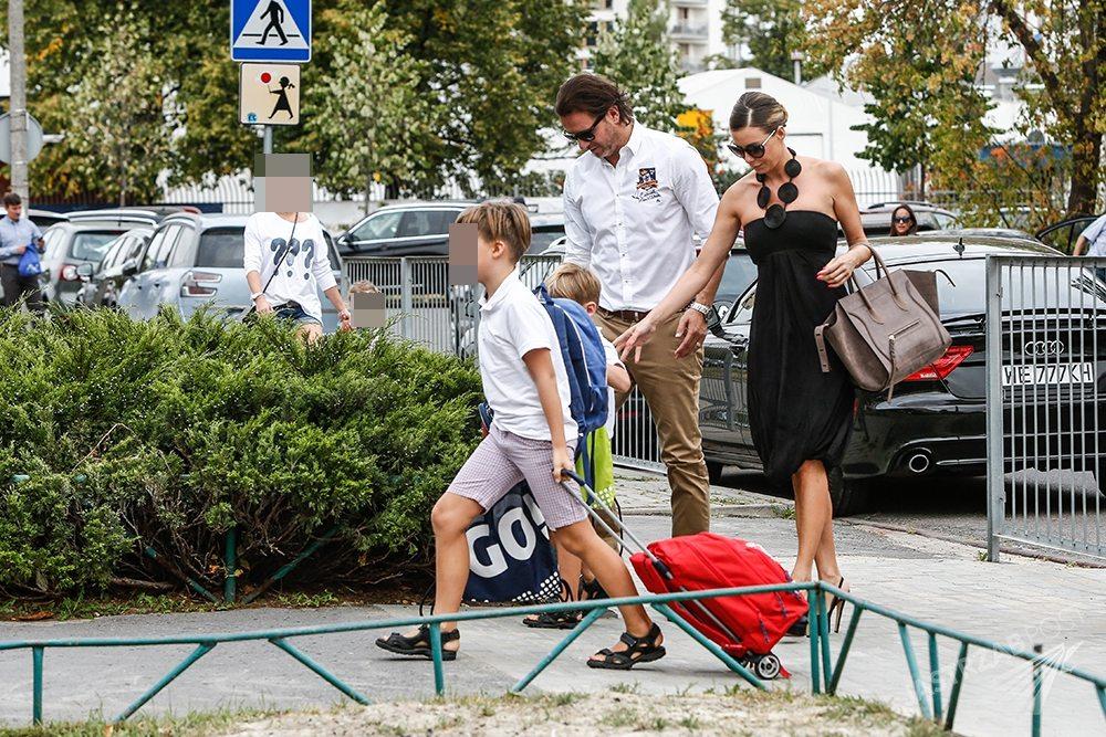 Zdjęcie (9) Małgorzata Rozenek została zapytana o chłopaka swojego syna! Jej odpowiedź? Mistrzostwo świata!