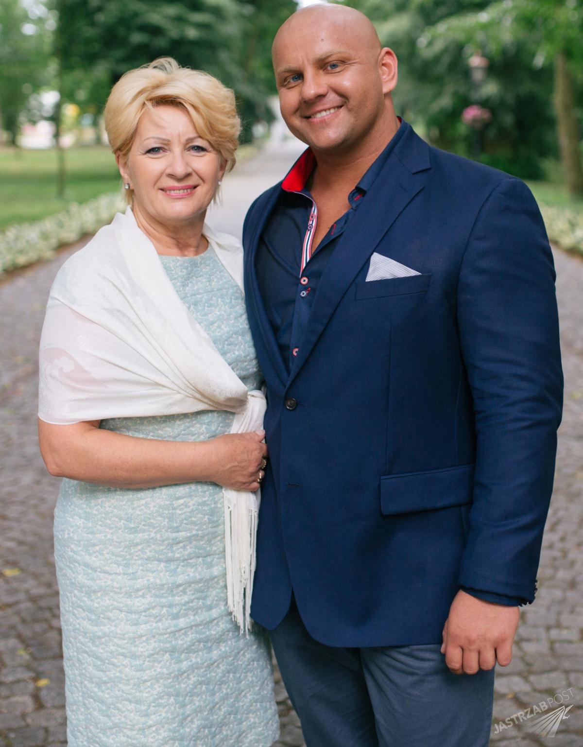 Mateusz Skrentny z Kto poślubi mojego syna 2 w szpitalu