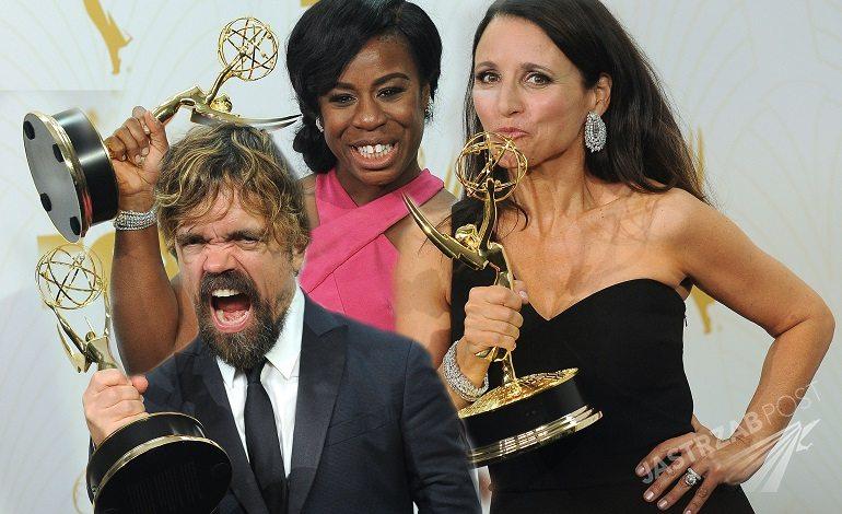 Laureaci nagród Emmy