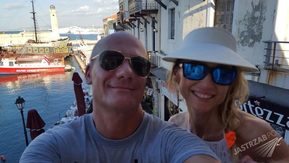Katarzyna Krawczyk i Piotr Zelt zaręczyli się w sierpniu 2015