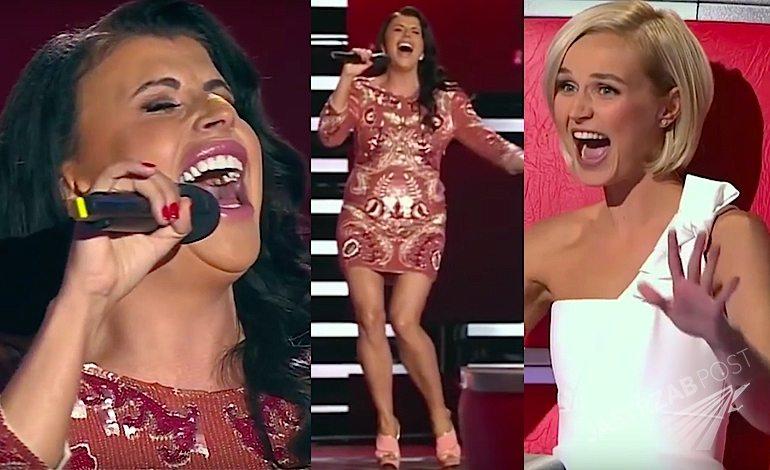 Polka Renata Wolkiewicz w rosyjskim The Voice YouTube