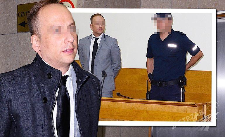 Rozprawa Dariusza Krupy - 21 września 2015